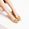 卓诗尼夏季单鞋2019女夏款奶奶鞋百搭高跟鞋低跟矮跟女鞋3cm