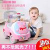 扭扭车男孩1-3岁婴幼女宝宝溜溜车妞妞摇摆滑滑行车小猪儿童玩具