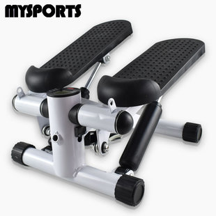 踏步机家用液压静音免安装小型多功能健身器材原地脚踩有氧运动