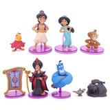 查看精选一千零一夜阿拉丁神灯茉莉公主王子收藏玩具摆件模型亚博体育APP官网场景礼物最新价格