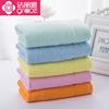 洁丽雅竹浆纤维毛巾 5条装 竹炭美容洗脸面巾儿童小毛巾家用童巾