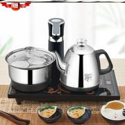 电磁茶炉三合一自动上水加水抽水带消毒烧水茶几茶桌茶水柜电水壶