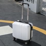 LOGO定制儿童行李箱女可爱夹层密码皮箱子男18寸小型登机旅行拉杆