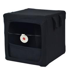 弹弓专用靶箱回收室内竞技专用弹工靶高回弹材质费