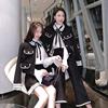张心子春款套装女时尚赫本风两件套秋冬名媛小香风套装裙裤闺蜜装
