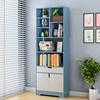 简约现代书柜小书架卧室组合格子储物柜多功能收纳置物架简易桌上