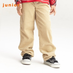 2012 Giordano rivet corduroy trousers pants boys calf embroidery 03111523