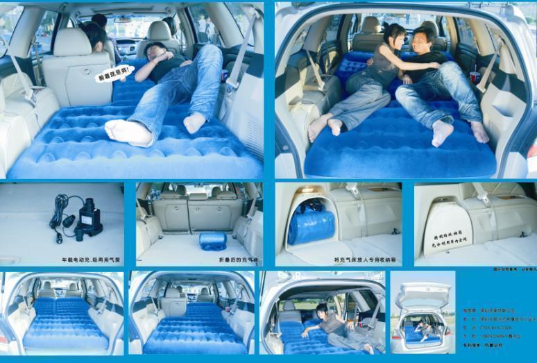 Special Travel For Guangzhou Honda Odyssey Car Inflatable