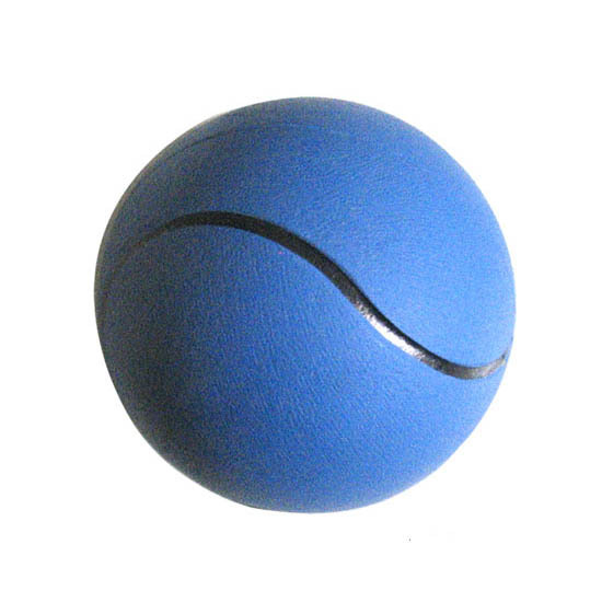 Pet toy ball dog toy, medium and small, innocuous elastic rubber ball extra large toys