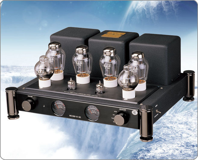 Ламповый усилитель U.s. star  MC368-BSE