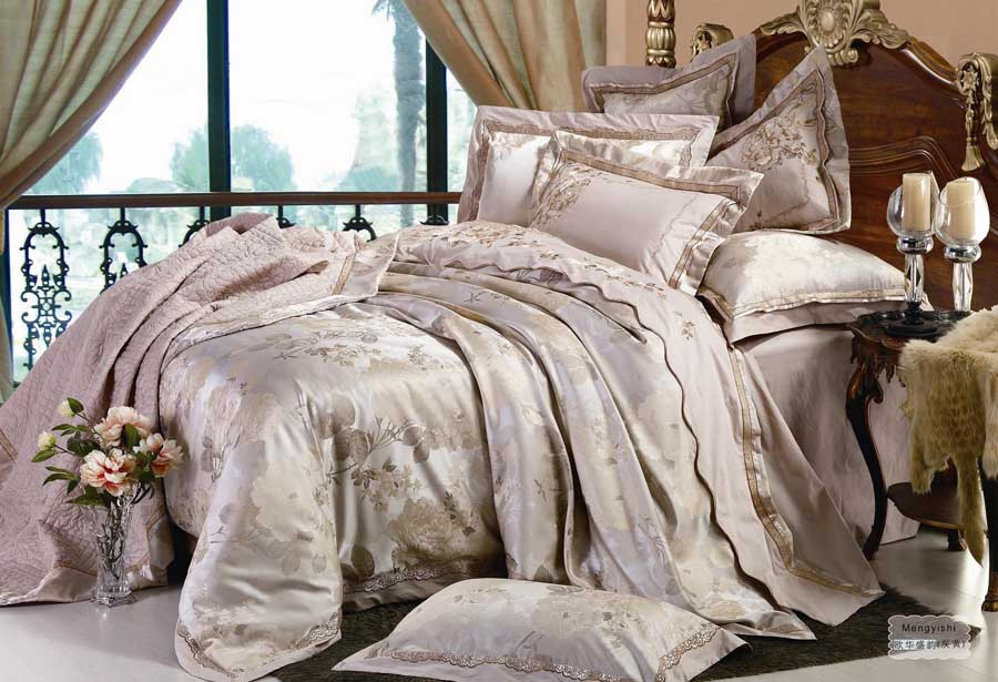 床上用品,靠垫,毛巾,布艺婚庆床品公主生活版,亮