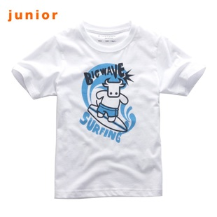 Giordano in summer 2012 new t-shirt surfing star t-shirt 03092003