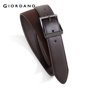 2012 new stock recommendation Giordano belts men's stylish leisure matte steel buckle belt 01131516