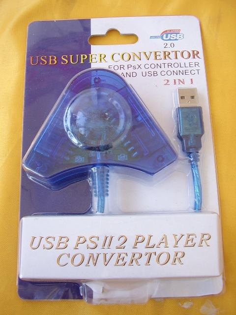 Джойстик для PS2, PS3 PS2 контроллера адаптер USB PS2 PC преобразования обрабатывает специальные 15