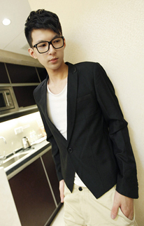 Male Models in Suits