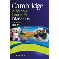 Cambridge Advanced Learners Dictionary CD-ROM //进