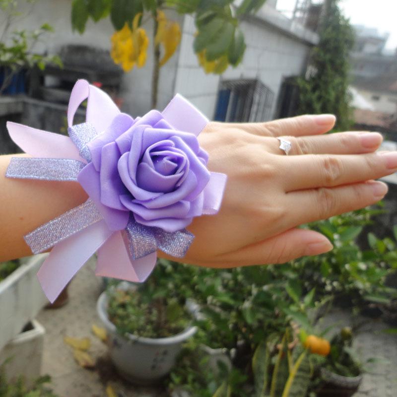 Роза своими руками подруге на