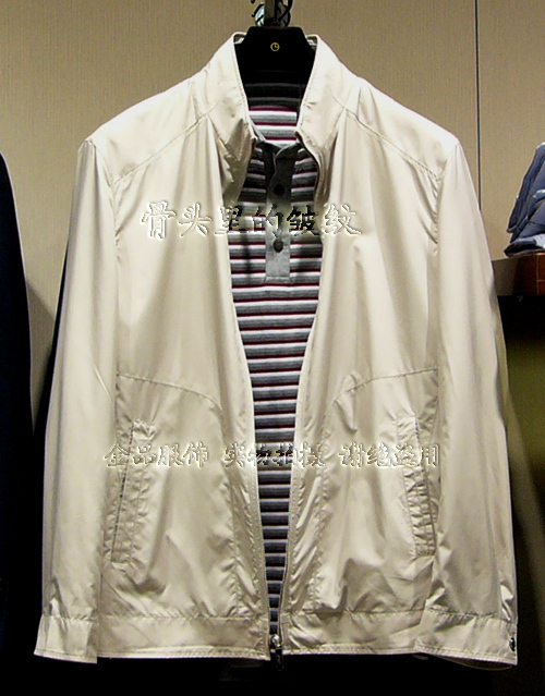 Куртка Goldlion MJSC168-22002-27 Воротник-стойка