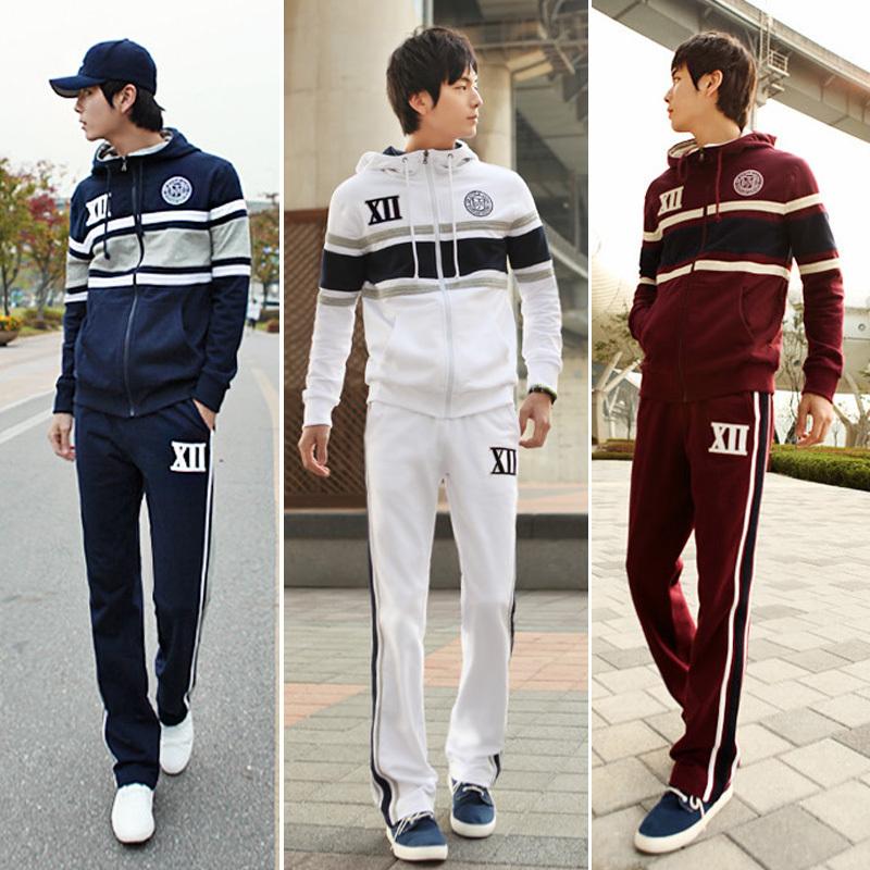 爱情公寓3曾小贤陆展博优衣库棒球服专柜正品运动套装图片