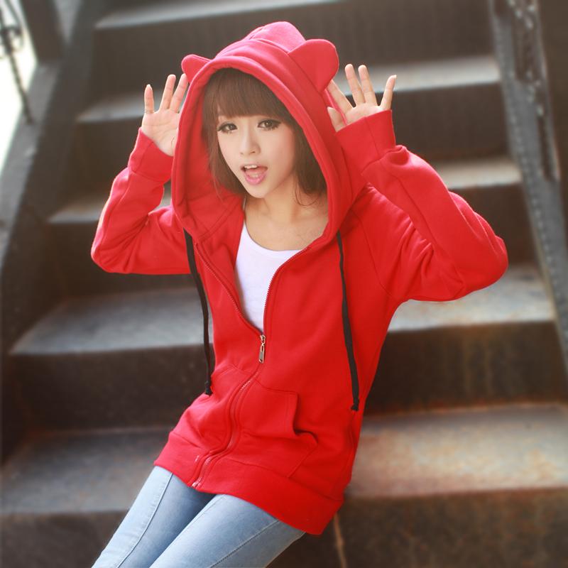 Толстовка женская 8282 27 Sweater кардиган однотонный цвет классический рукав