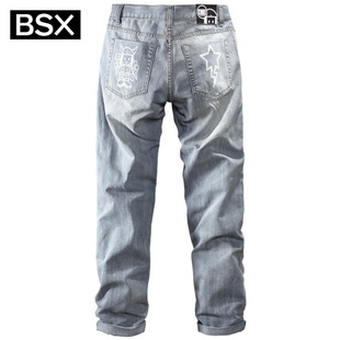 Giordano in summer 2012 new BSX Pant men's MINI remove printed tide of cylindrical bovine CHE 04112001