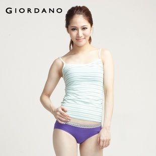 Giordano in summer 2012 new underwear ladies ' fun with stretch Camisole 01549013