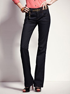 Dream ba Sally women's 2012 spring clothing fashion show thin new joker micro la jeans long trousers 036012101