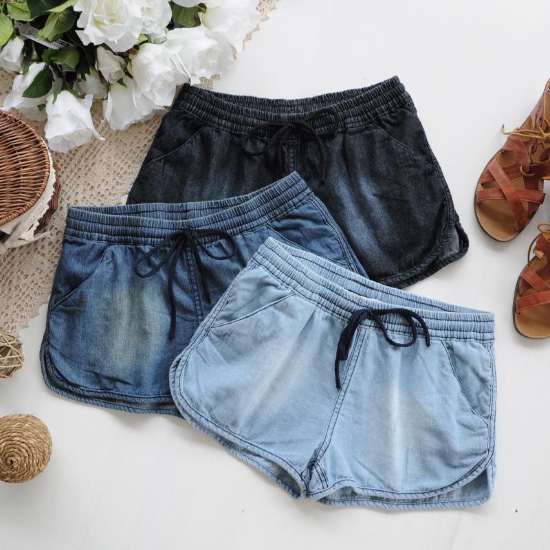 Джинсы женские «Поверхностный любовь» красный s3847 Новое лето 2012 случайные дамы упругие талии джинсовые шорты шорты