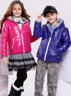 Treasure and children's wear new double warm winter specialize down 352311400