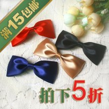 Limited time discount handmade brooch Korea Korean brooch brooch Korea Korean bow tie badge jewelry B17