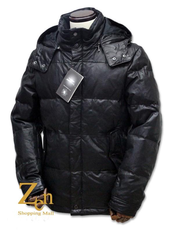 Пуховик мужской BURBERRY Black Label/2011 Средней длины (длина одежды равна длине рукава+-3 см)