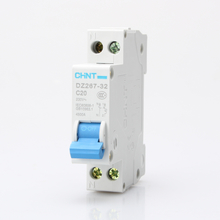 Chint Small Household Circuit Breaker Double Line DPN Inlet and Outlet DZ267 20A