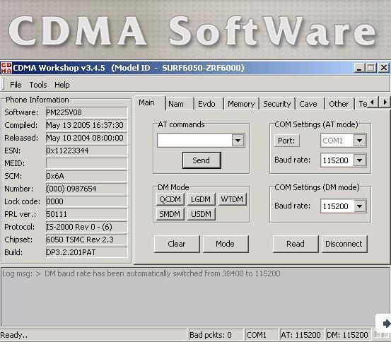 Cdma workshop cracked xda