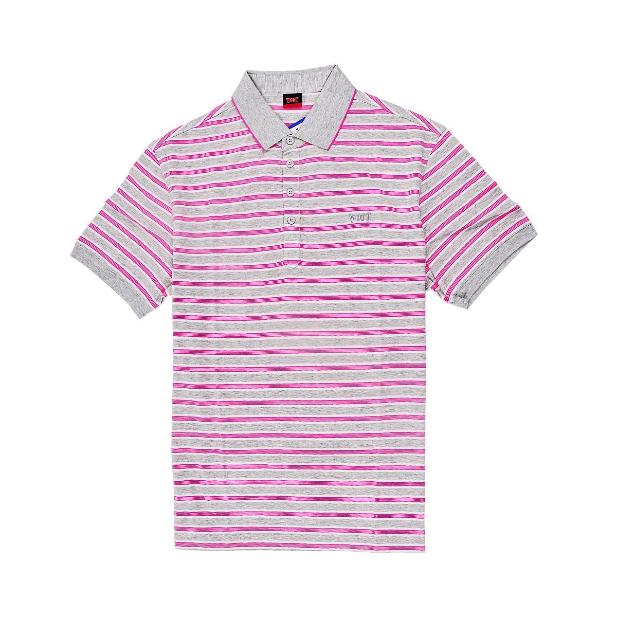 Спортивная футболка Vought 111110525 Voit/T Свободный Воротник-стойка 100 хлопок Для спорта и отдыха Воздухопроницаемые, Быстросохнущие % Логотип бренда, Линейная