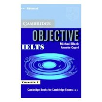 【预订】Objective Ielts Advanced Audio Cassettes (2)