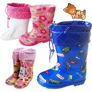 2013儿童雨鞋加棉雨鞋男童棉雨鞋女童棉雨鞋卡通雨鞋防滑雨鞋