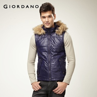 2012 new Shirley Giordano jacket men's cool can efficiently remove Hat warm fleece vest 01071587
