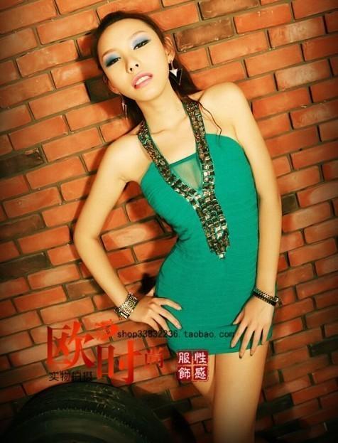 Женское платье Beautiful impression f987 Лето 2012