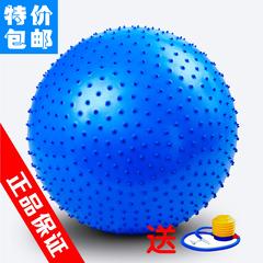防爆大龙球颗粒瑜伽球健身球 感统训练器材平衡球儿童早教球玩具