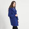 冬装高端女装 XI2418 长款 时尚 呢大衣外套 冬 9魅