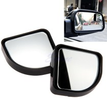 Blind Spot Mirror Convex Wide Angle Rear Side View For Car V