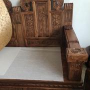 红木沙发垫防滑垫衬垫麻将凉席冰丝席实木沙发坐垫防滑神器硅胶