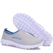 夏季网鞋男鞋透气单鞋网面布鞋男士运动鞋板鞋潮鞋情侣鞋