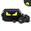 小恶魔单反相机包佳能摄影包单肩可爱微单包斜挎男女100D 70D 80d