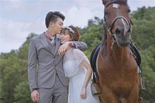 深圳爱博体育推荐摄影高端定制 韩式欧式结婚照 海景爱博体育推荐照