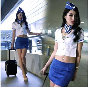 2014夏季职业装女装套裙短袖女衬衫OL正装工作服空姐制服套装