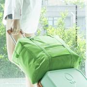 可折叠大容量行李收纳旅行包男搬家外出短途单肩女轻便手提包
